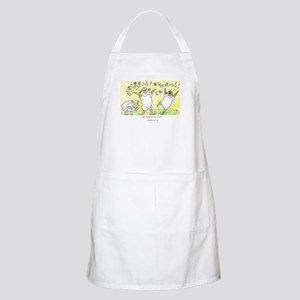 psalm 23: 3a Light Apron